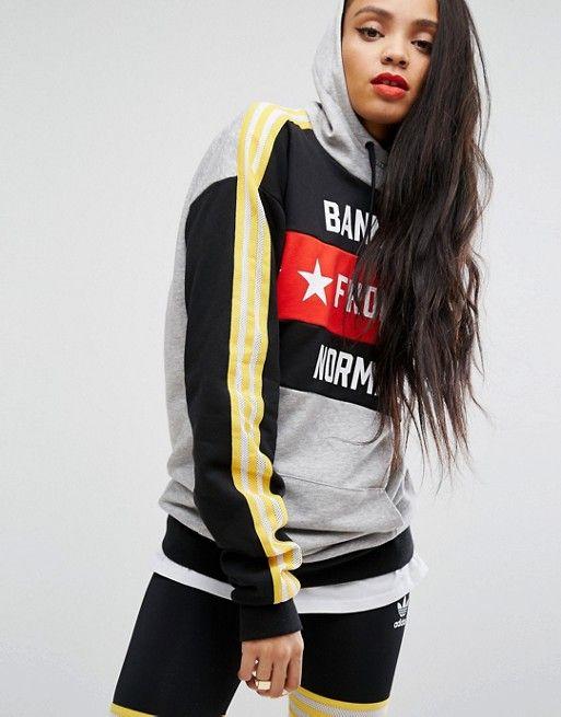 Adidas Originals X Rita Ora Banned From Normal Sweat