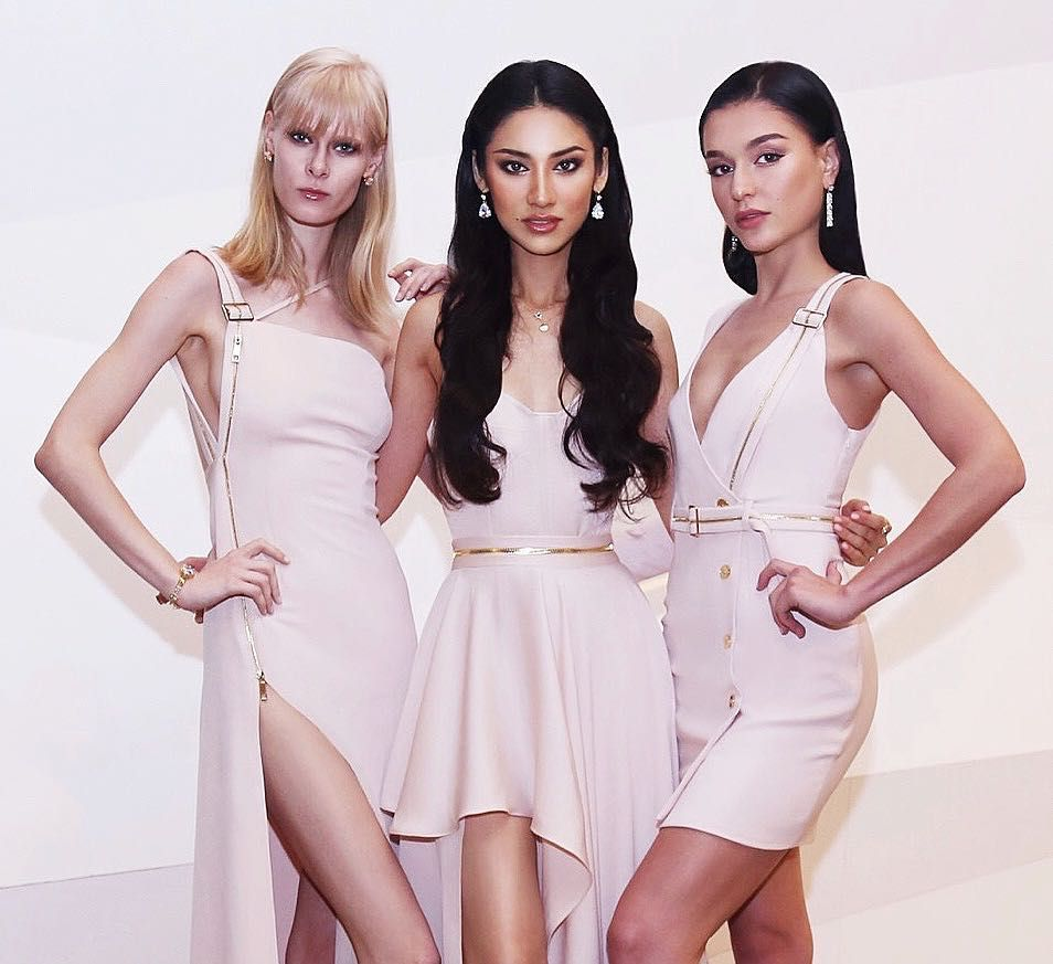 WANG MENG Dare collection fashion show in collaboration with ParkRoyal Hotel Singapore.
