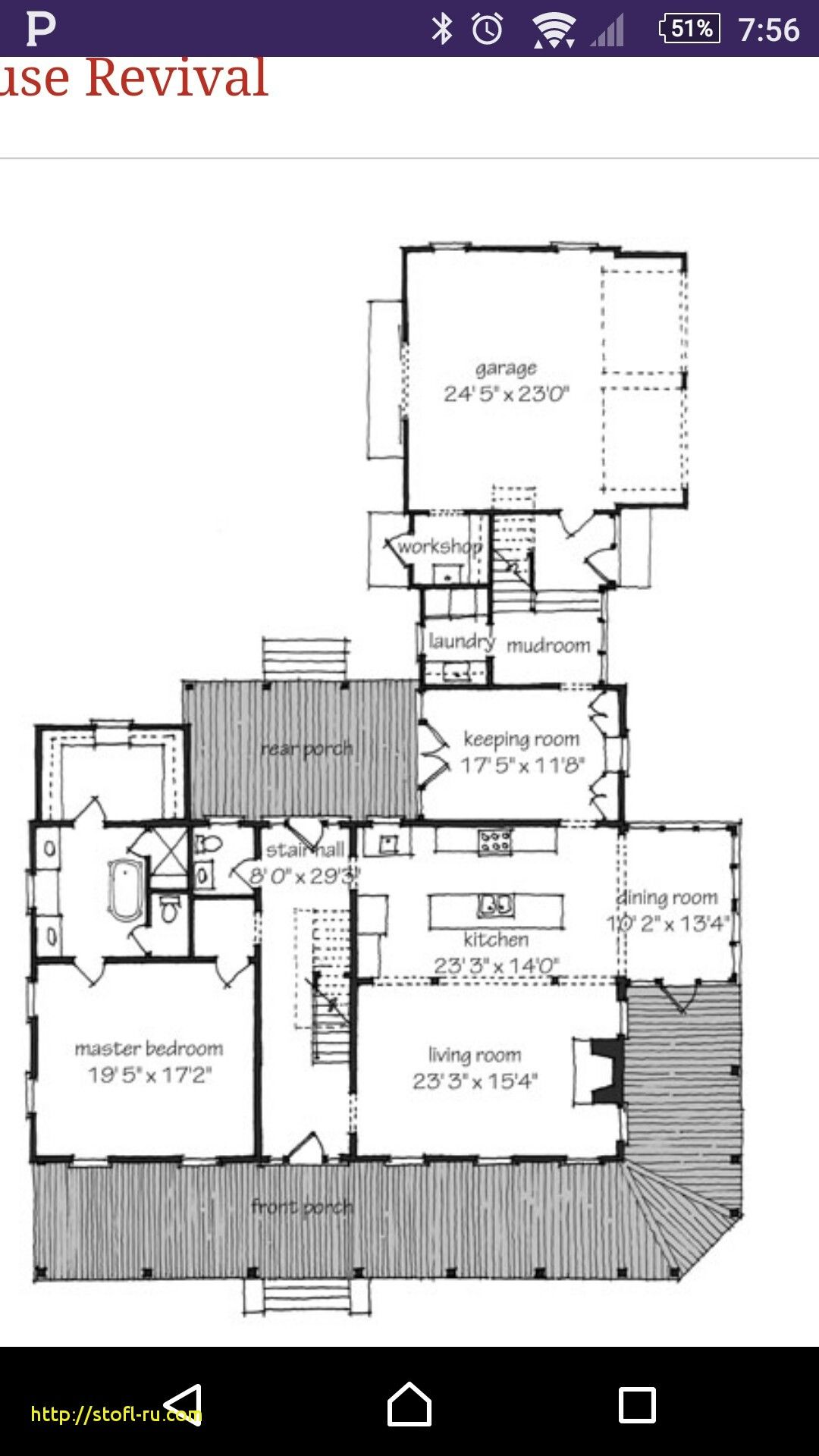 Southern House Plans With Keeping Rooms Modern Style House Design Ideas House Houseplans Smallhouseplans Porch House Plans House Floor Plans House Plans