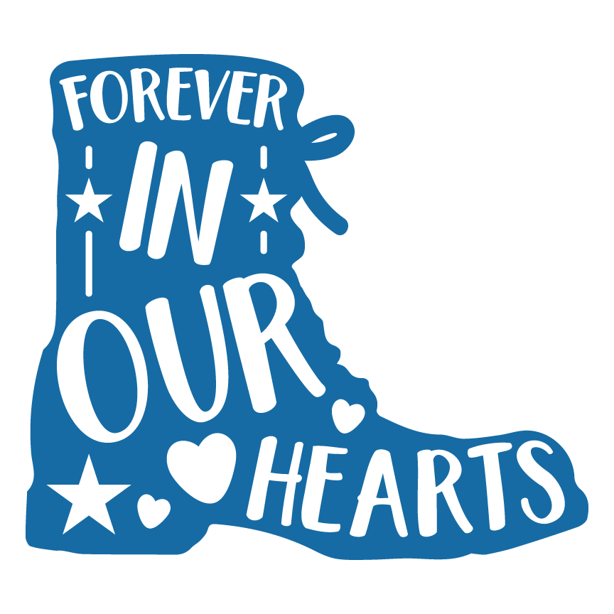Forever In Our Hearts Svg Svg Vinyl Projects Diy Gifts