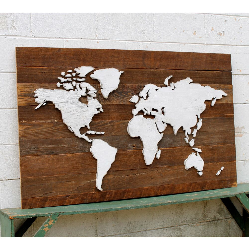Rustic world map wooden reclaimed wood large international map by rustic world map wooden reclaimed wood large international map by slippinsouthern on etsy https gumiabroncs Gallery