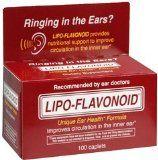 Lipo Flavonoid Caps 100