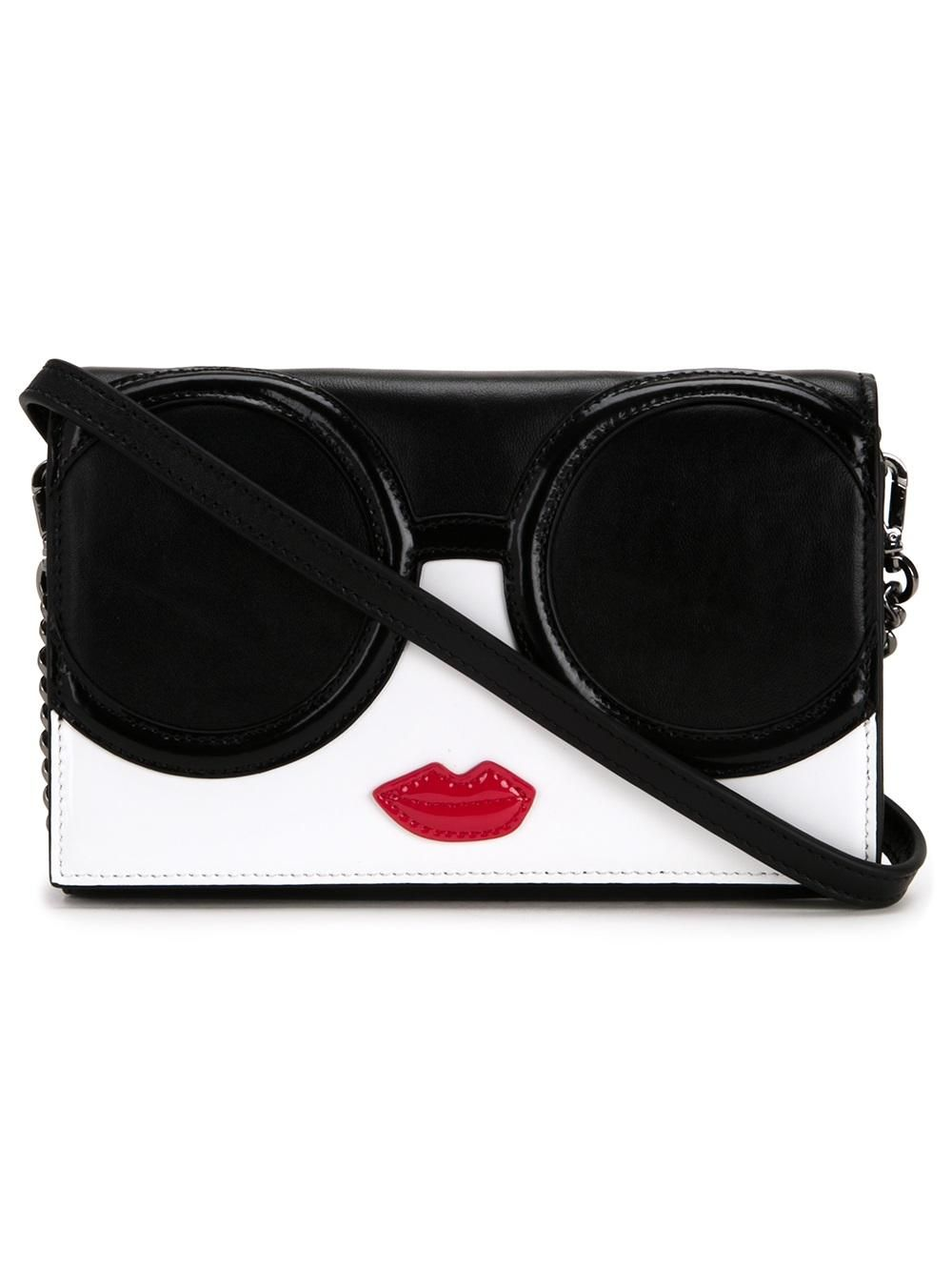 Alice Olivia Stacey Crossbody Bag
