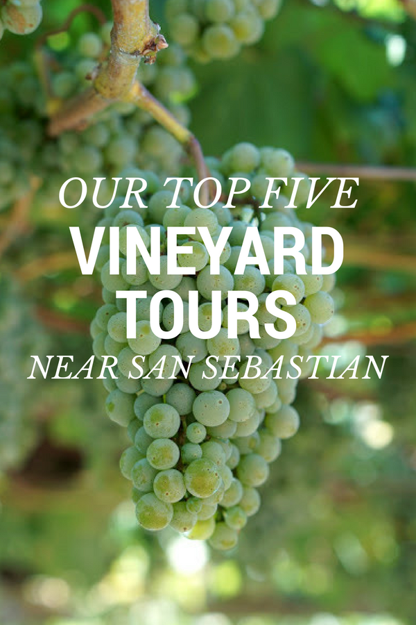 Head For The Hills And Enjoy Txakoli Wine At These Five