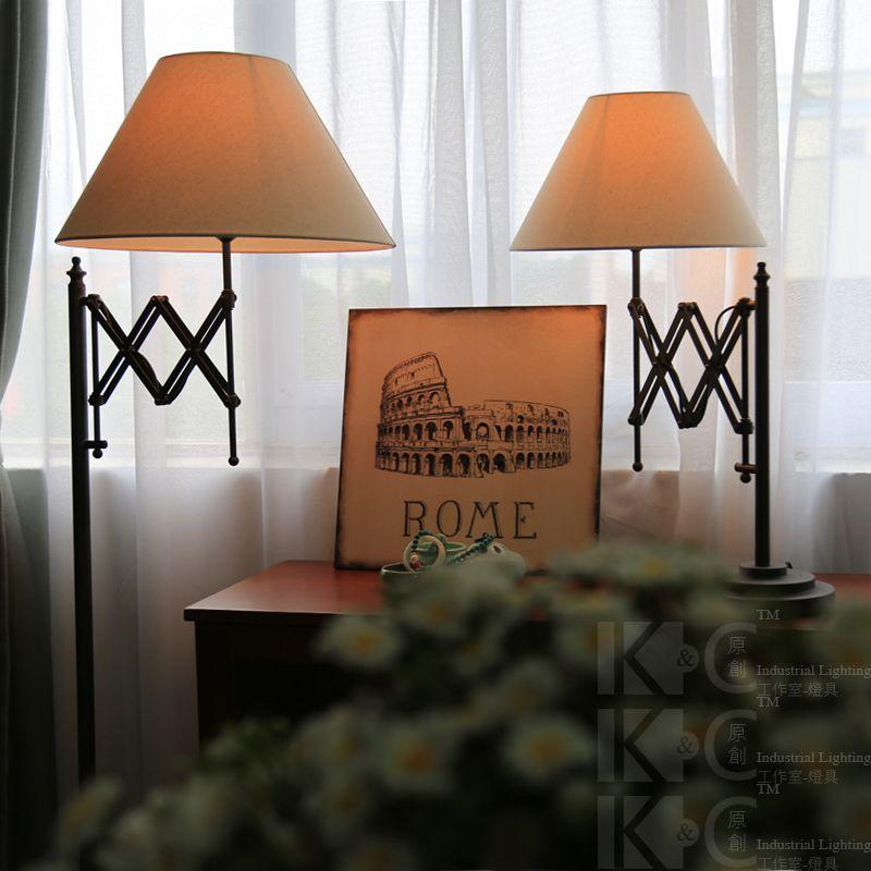 Floor Lamp Table