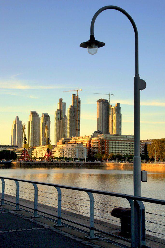 Puerto Madero -  Buenos Aires ©Germano Schüür
