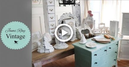 Home Decor | Before And After Thrift Store Finds #thriftstorefinds