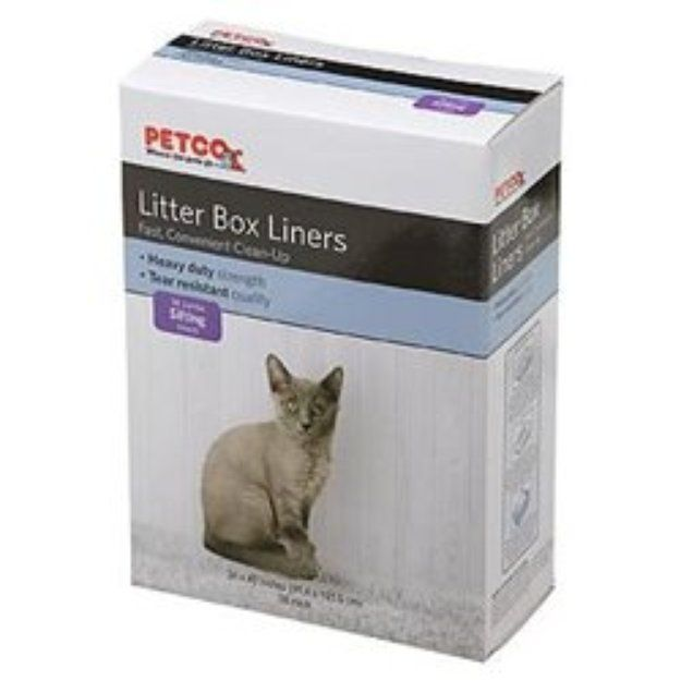 Iu0027m Learning All About Petco Jumbo Sifting Cat Litter Box Liners At  @Influenster