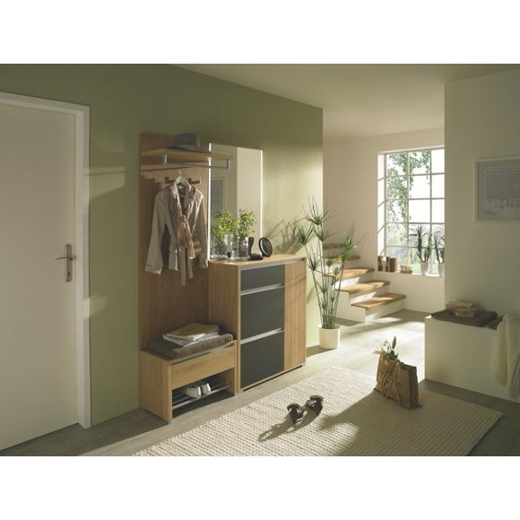 Stilvolle garderobe f r einen behaglichen eingangsbereich gaderobe pinterest decor - Linea natura garderobe ...