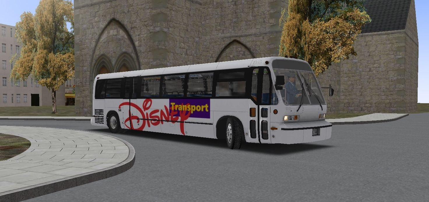 Repaint by: KM Omsi 2 Repaints  This is a Repaint of a older bus in