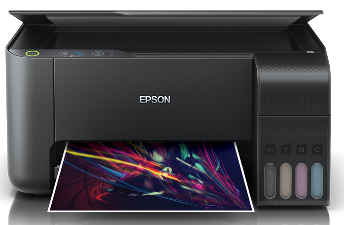 The Epson EcoTank L3150 printer is not just more economical