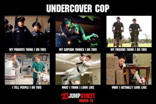 21 Jump Street On Tumblr Just For Laughs Funny Films Me Too Meme