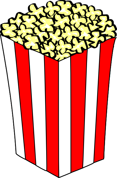 carnival popcorn clip art clipart best birthday party ideas rh pinterest com clip art of popcorn kernels clipart of popcorn bucket