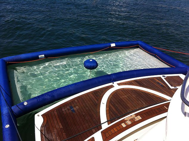 Pisicina Per Barche Piscina Antimedusa Piscina Da Mare