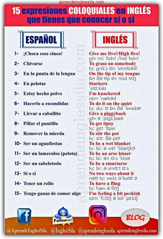 Pin On Ingles