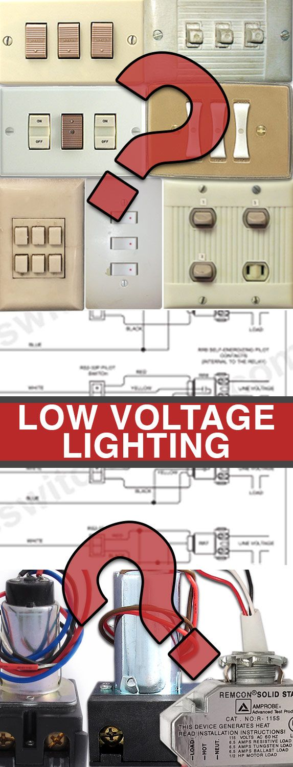 Information Wiring Guides And Replacement Parts For Low Voltage Lighting Systems Ge Braynt Remcon Low Voltage Lighting Lighting System Switch Plate Covers