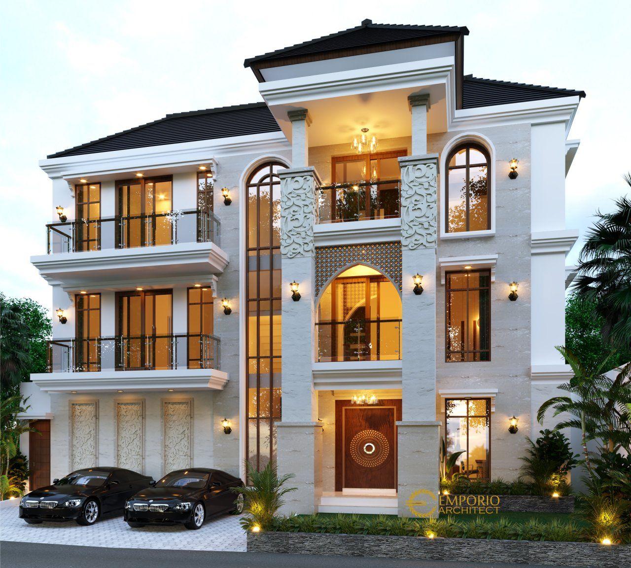 Mr Neeraj Villa Bali House 3 Floors Design Kathmandu Nepal