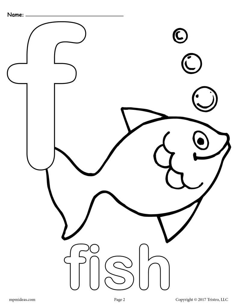 Letter F Alphabet Coloring Pages 3 Free Printable Versions Alphabet Coloring Pages Alphabet Coloring Abc Coloring Pages [ 1024 x 791 Pixel ]