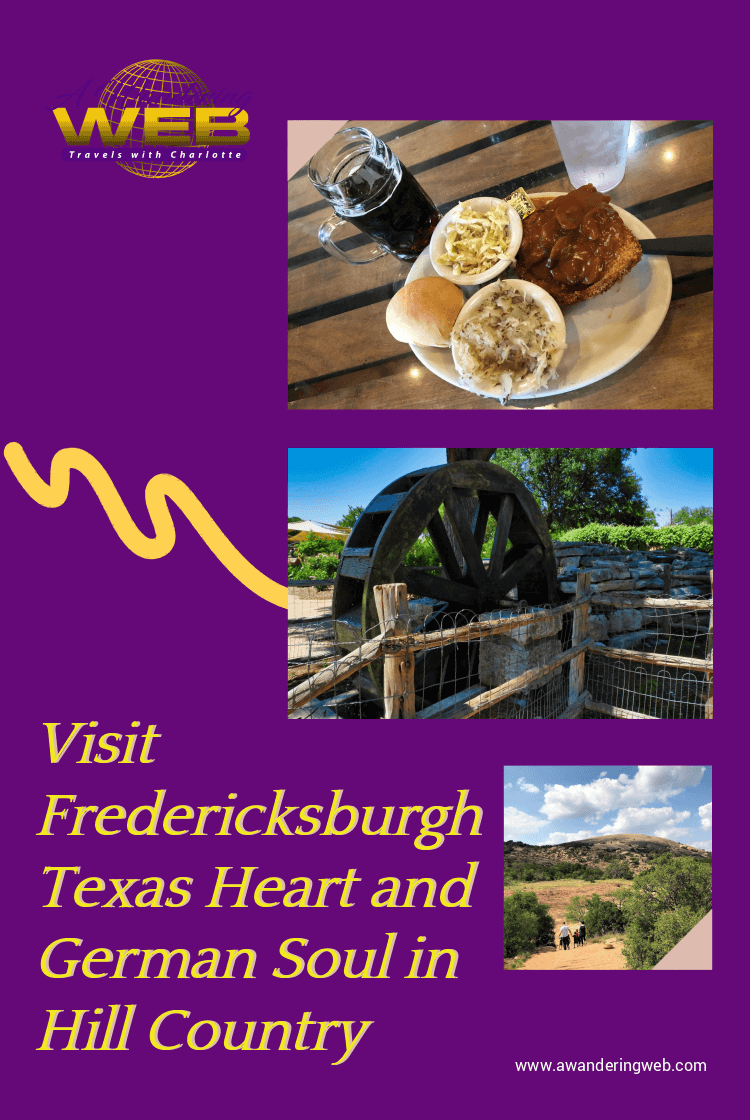 Fredericksburg: Celebrating German Tradition in Texas - A Wandering Web