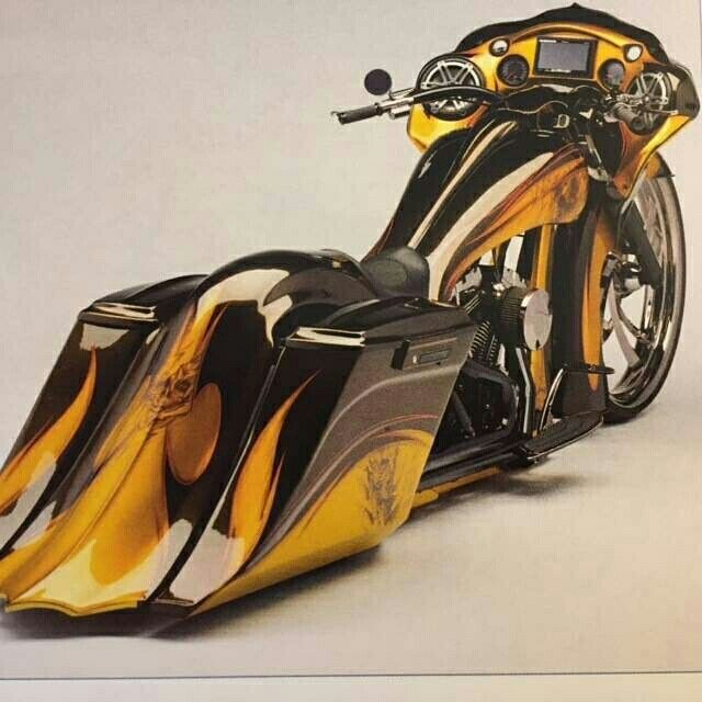 Pin By Ken Sargeant On Custom Baggers