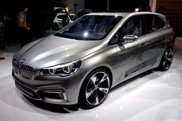 BMW 1 Active Tourer ☆