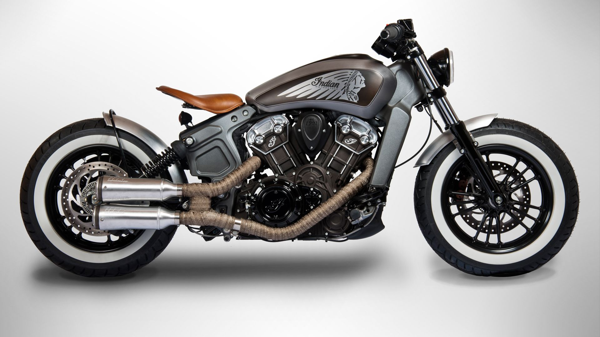 Vote For A Bike Project Scout Custom Scout Contest With Images