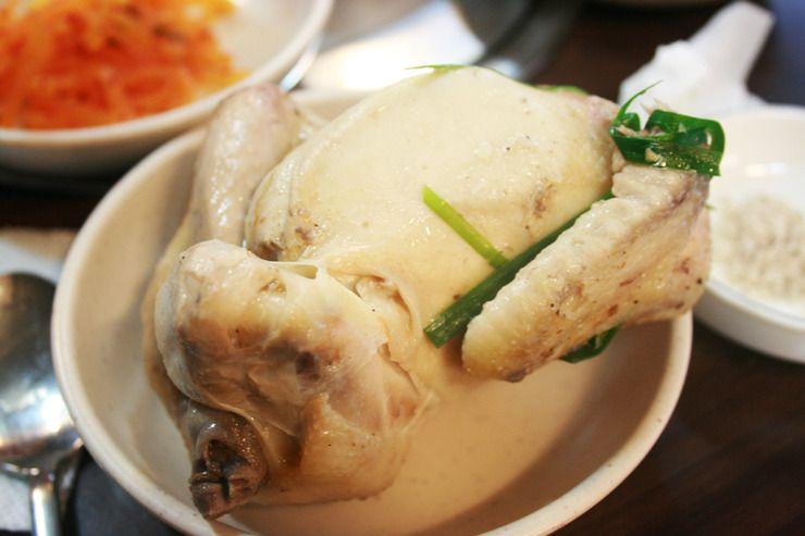 [마포맛집 용강동] 안골삼계탕 :: 네이버 블로그