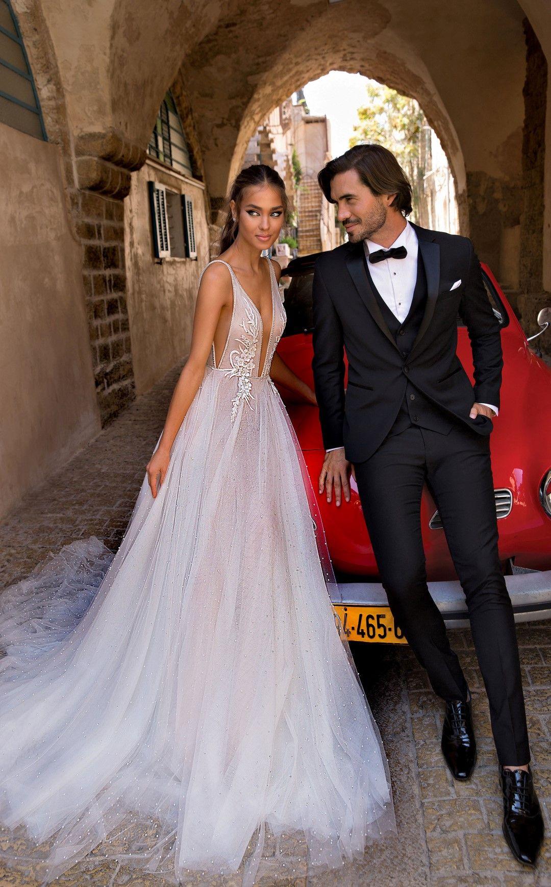 Elihav sasson royalty girls bride dressnoivas