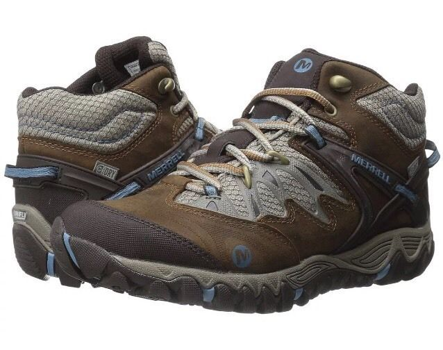 Women's Merell Hiking Shoes available