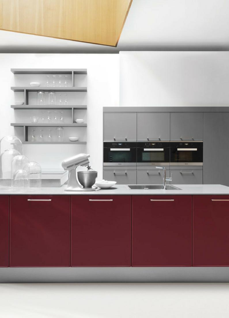 Ideen für küchenideen farbgestaltung der küche bilder und ideen für farbige küchen