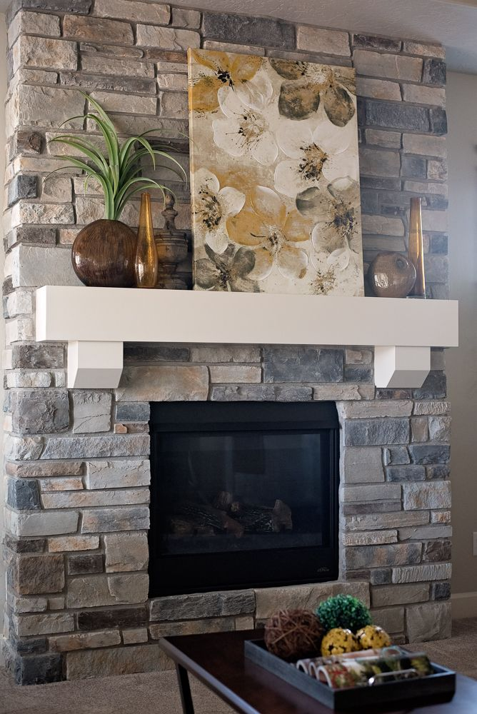 the floor to ceiling echo ridge country ledgestone wrapped fireplace rh pinterest com Red Rock Country Ledgestone Red Rock Country Ledgestone