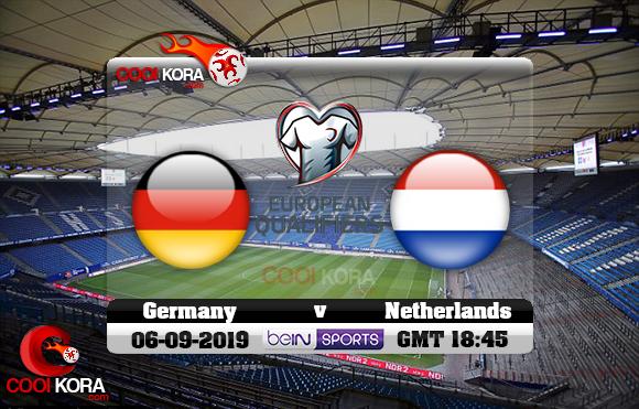 مشاهدة مباراة ألمانيا وهولندا اليوم 6 9 2019 تصفيات يورو 2020 Ball Exercises Bein Sports Germany