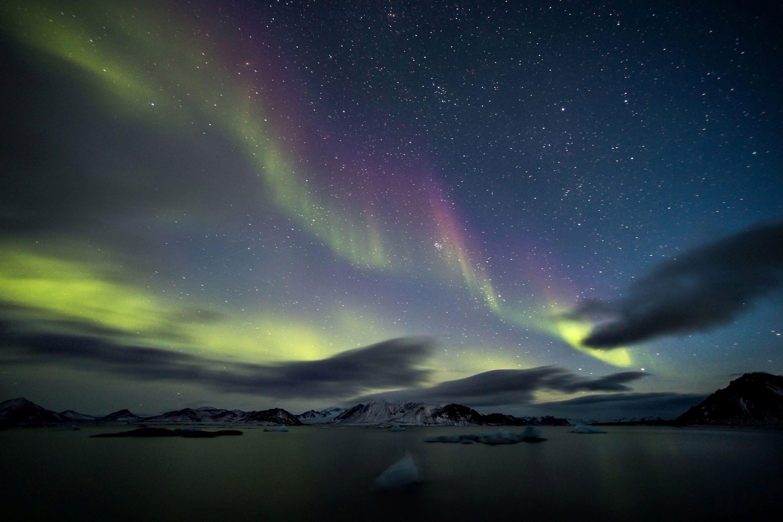 Beautiful Iceland | Северное сияние