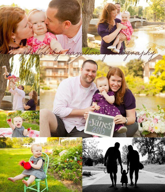 Vendors We Heart Hazelton Photography First Birthday Family