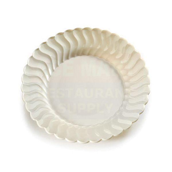 Ace Mart Restaurant Supply 10.25 White Disposable Plastic Flairware Dinner Plate Pack of 18  sc 1 st  Pinterest & Ace Mart Restaurant Supply: 10.25 White Disposable Plastic Flairware ...