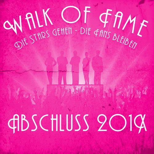 Abschlussmotto Walk Of Fame Abschlussmotive Schulabschluss