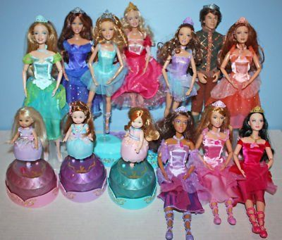 princess Barbie Rapunzel/'s Wedding Barbie Doll Light-up Crown NIB 2005
