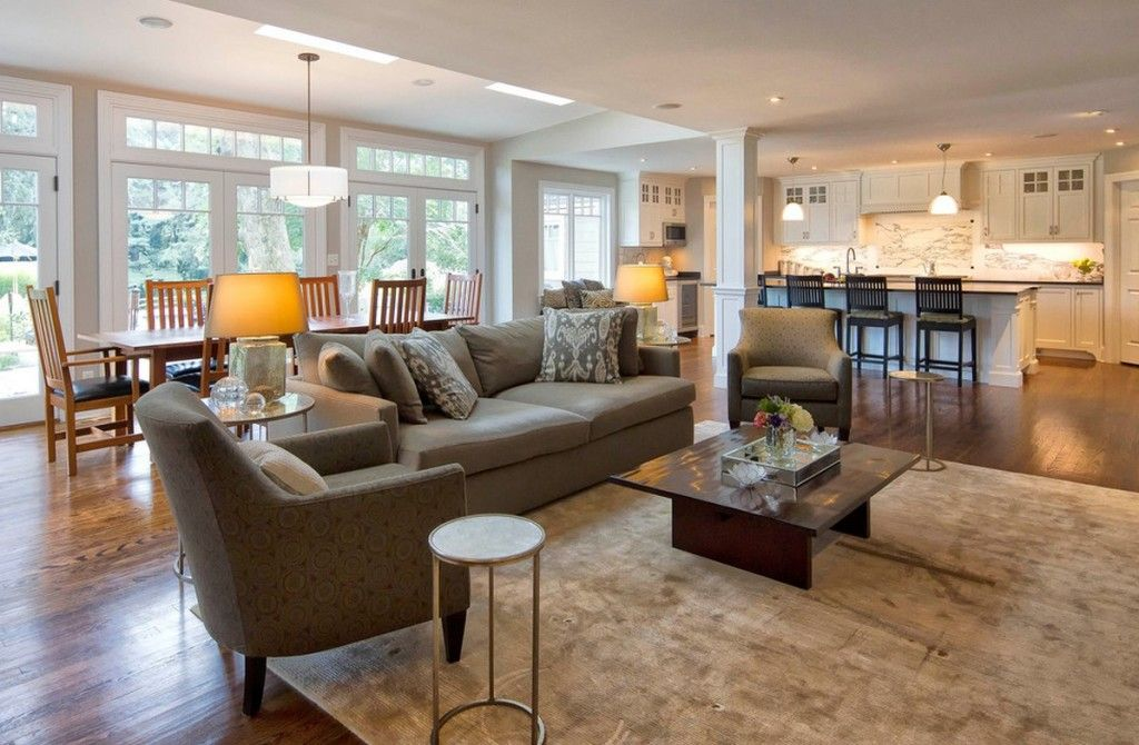 I Am Sure You Will Happy To Live In Open Plan Living Room Or Free Flowing Space Which Is An Elegant Fusion Of Old And New Give A Timeless Feel