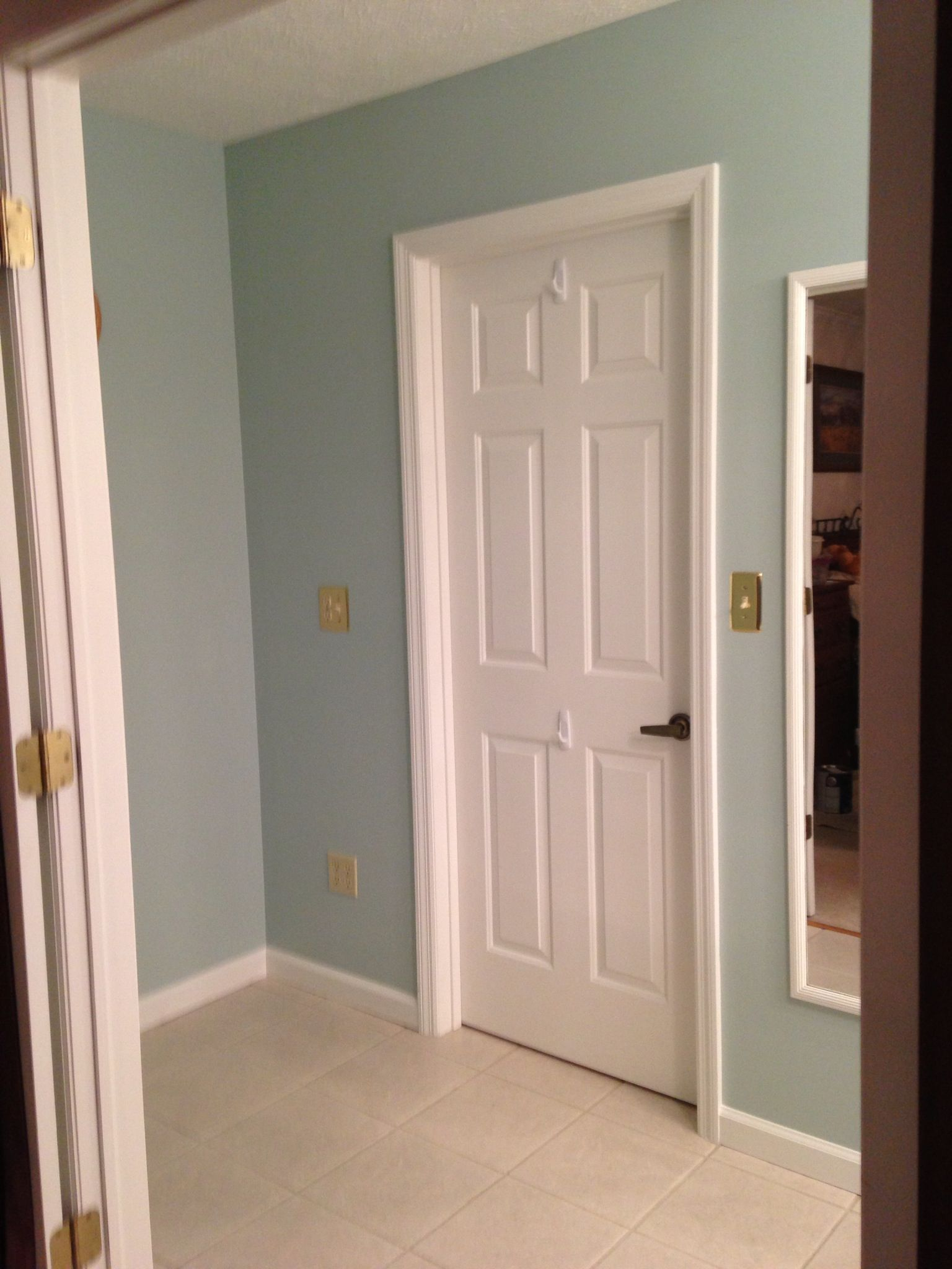 Copen Blue Sherwin Williams Paint Color Great color for Coastal