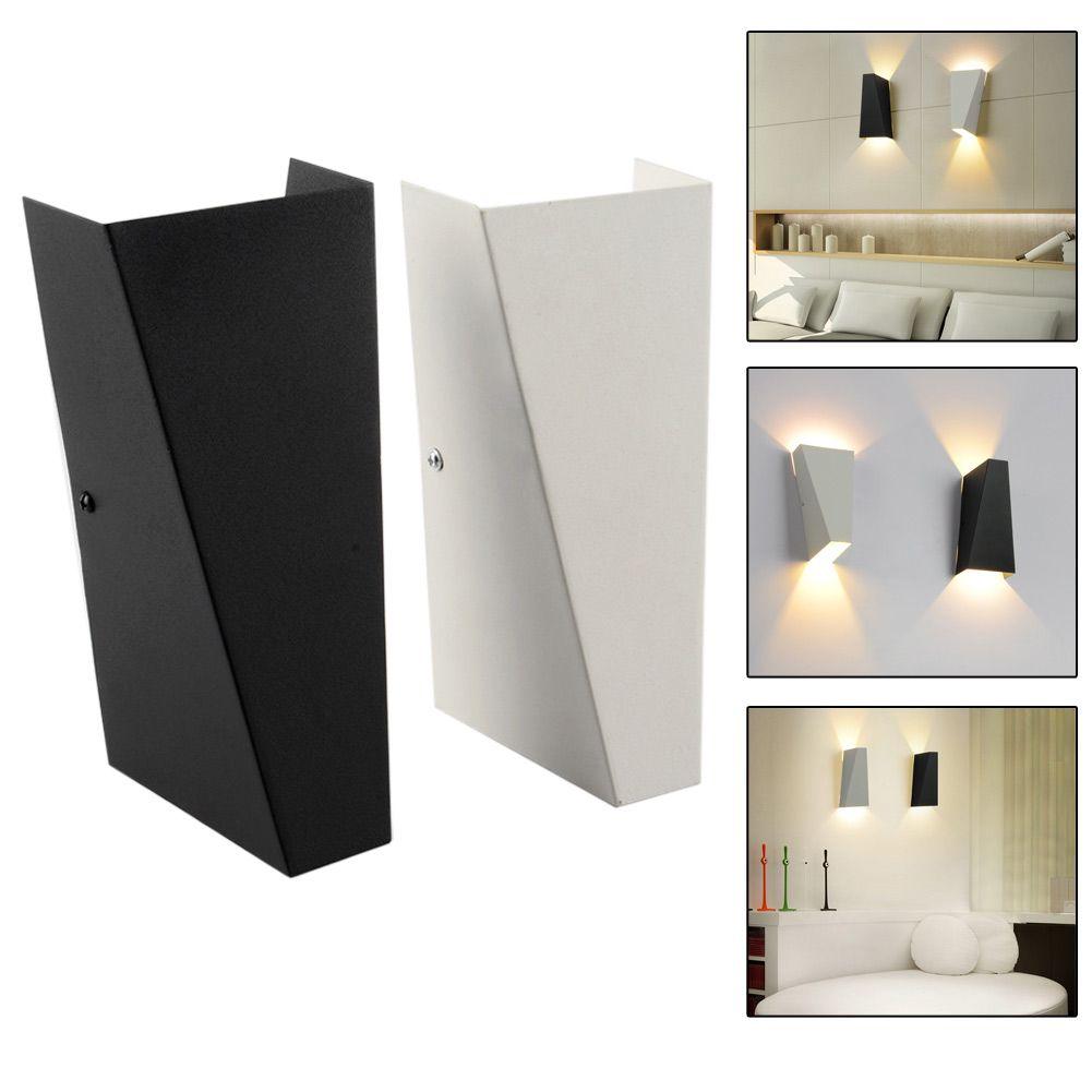 W waterproof dimensional led bedside corridor light modern tv
