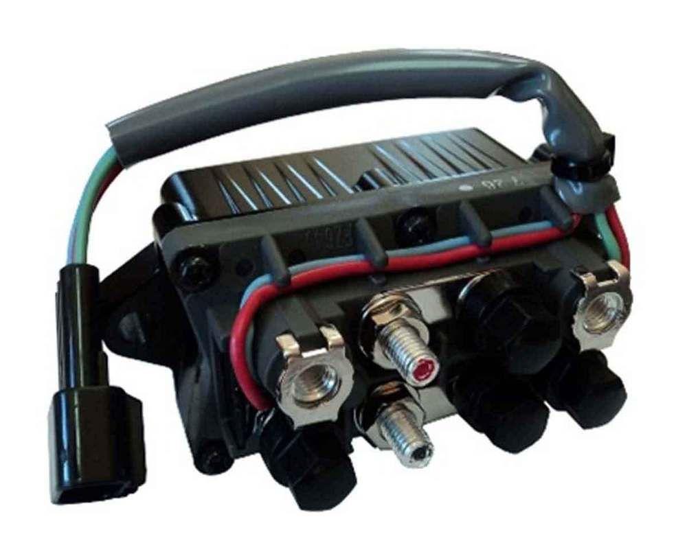 Yamaha 200 350 Hp 4 Stroke Relay Assy 343 525 6aw 81950 00 00 Yamaha Relay Strokes