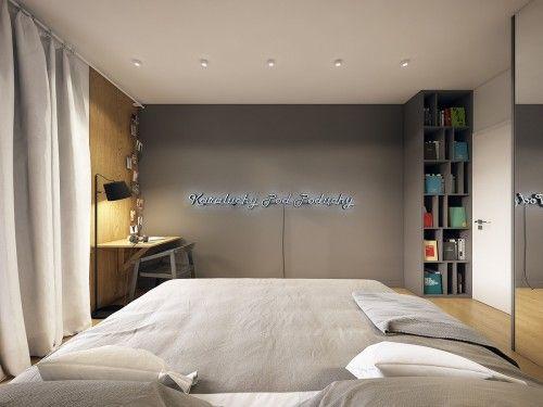 Slaapkamer Groen Grijs : Slaapkamer ideeen piet boon : slaapkamer groen grijs : sfeervolle
