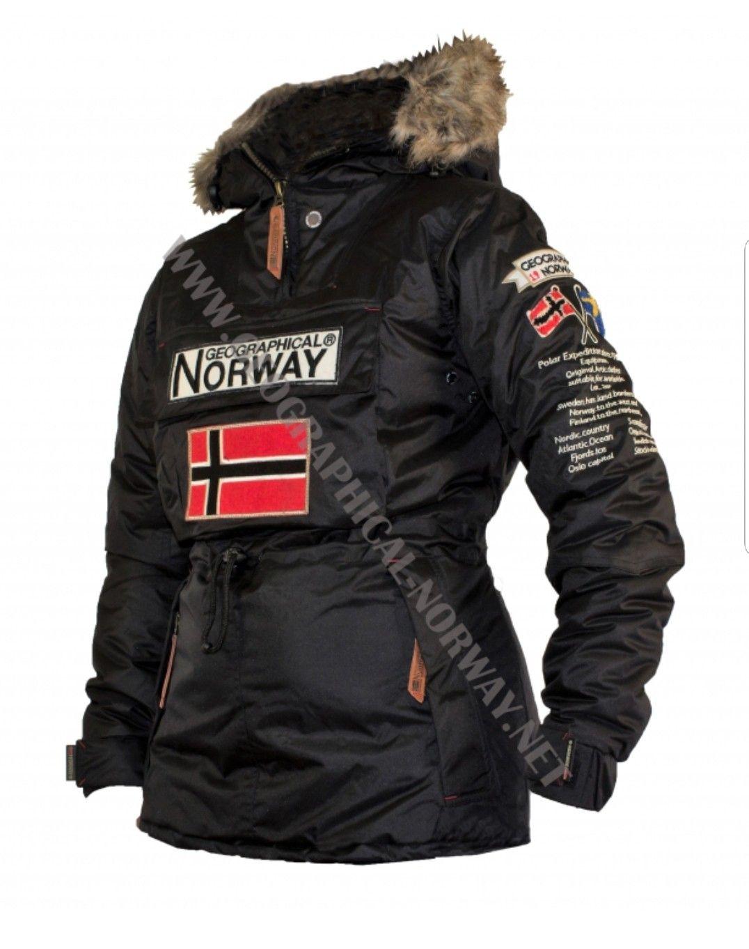 Manteau de ski geographical norway femme