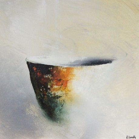 Bowl Of Dreams Peinture Aquarelle Abstraite Et Figuratif