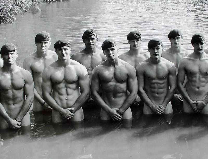 Soldiers Naked 45