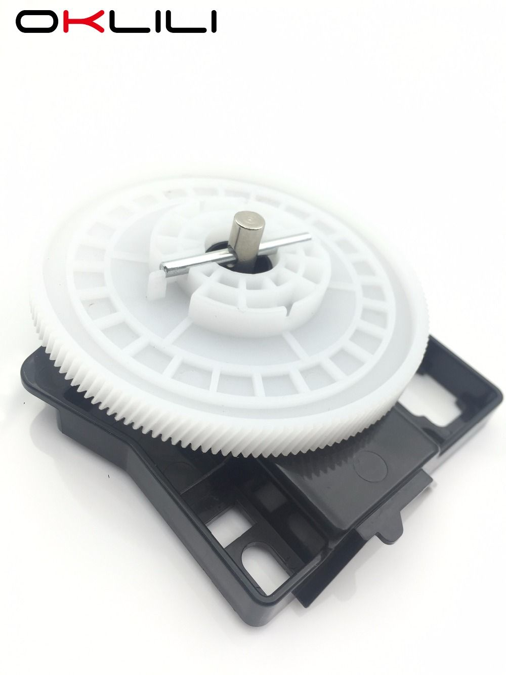 New Rc3 2497 000 Toner Drive Assy Cover Gear Support Frame Hp 35a Compatible Cb435a Laserjet P1002 P1003 P1004 P1005 P1006 P1009 Grade A