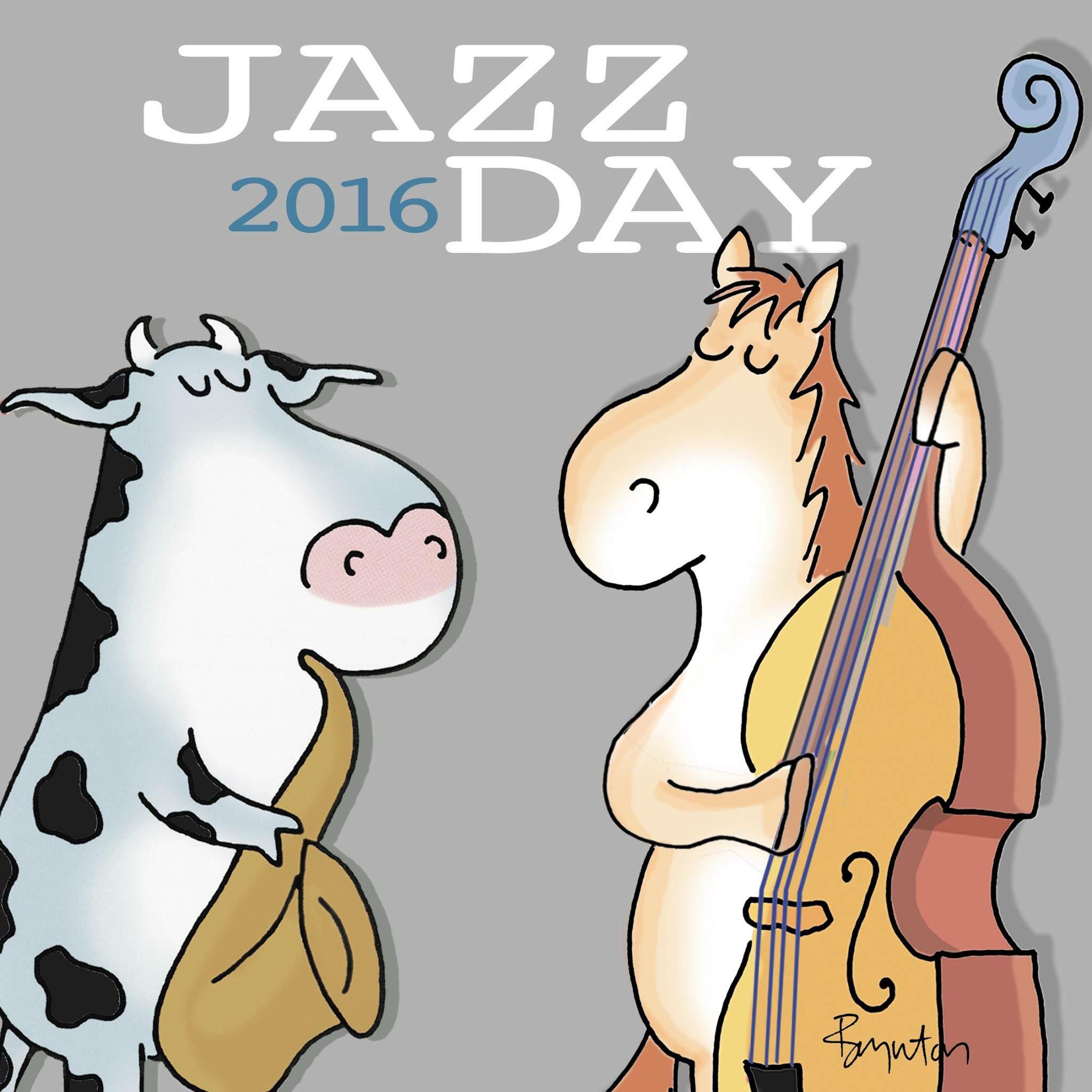 Happy Jazz Day April 30th