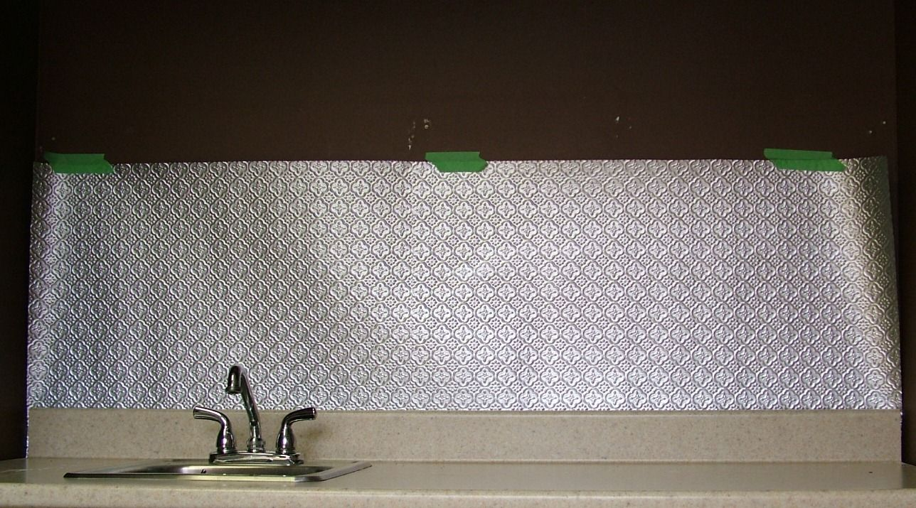 Pvc Backsplash Rolls Backsplash Rolls Talissa Decor - Tin Backsplash Roll & Faux Tin Backsplash Roll Wc 45