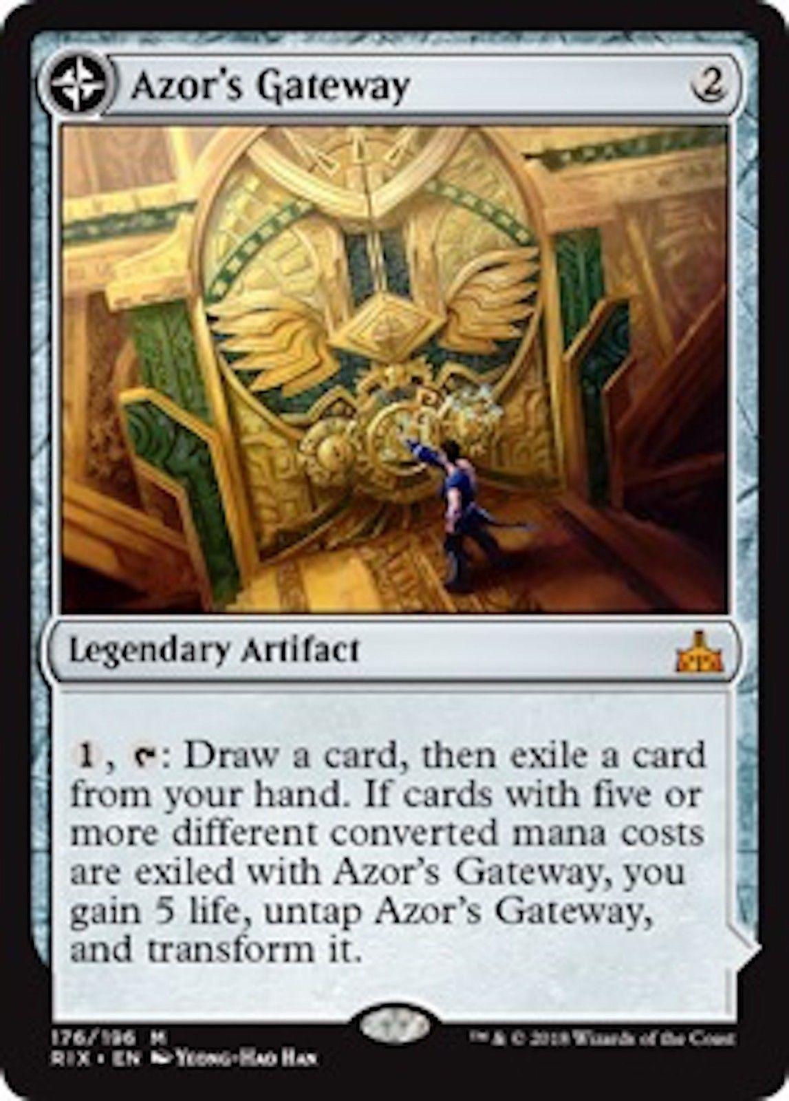 Mint Rivals of Ixalan Rare MTG 4X Sphinx Decree 024//196 New