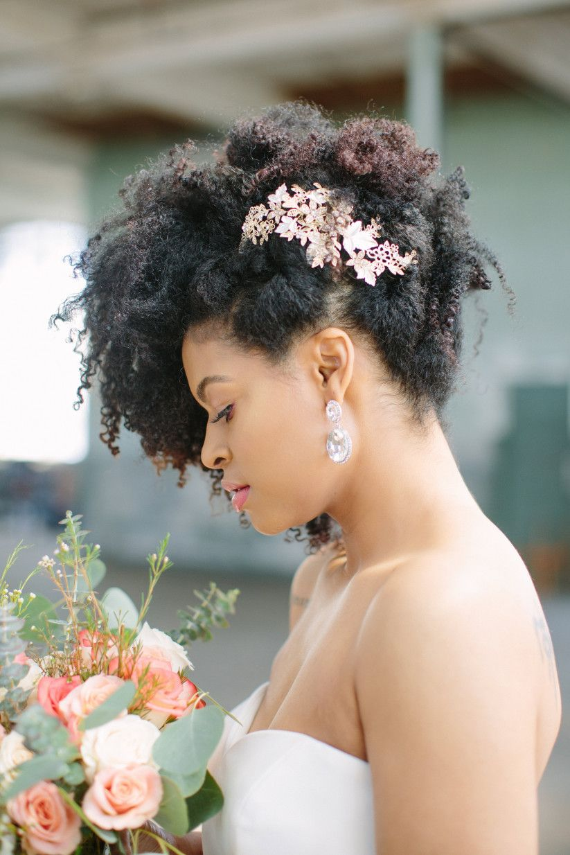 34+ nice wedding hair style | natural wedding hairstyles